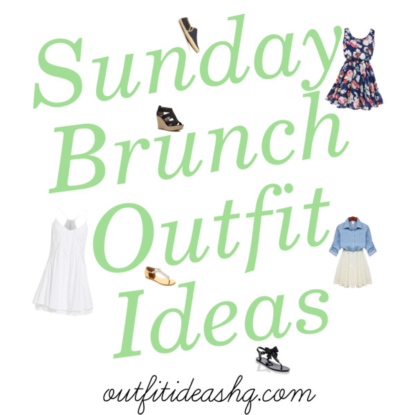 sunday brunch outfit ideas 44