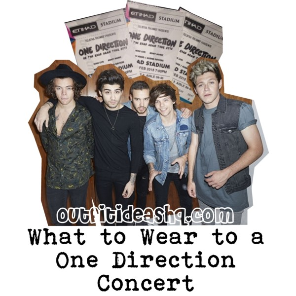 what to wear to a one direction concert on the road again tour 15