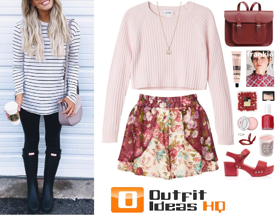 f66d05c6cc9 Cute Outfits for School  20+ Best for an Easy and Fashionable Look ...