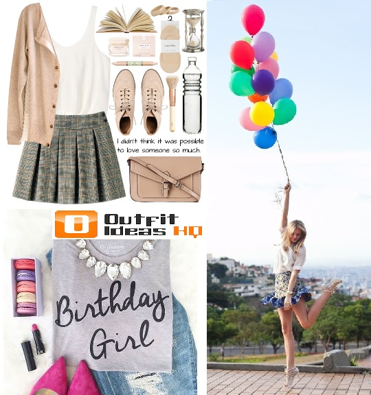 what to wear to school on your birthday