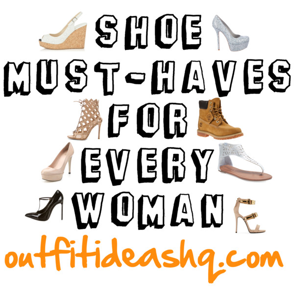 women shoe must have in every wardrobe closet 13