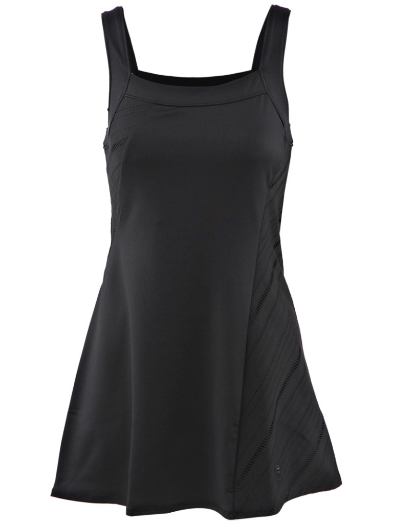 black tennis dress 3