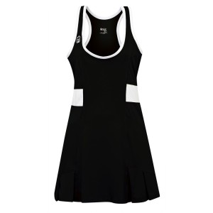 black tennis dress 8