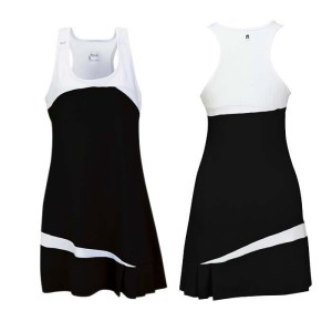 black tennis dress 9