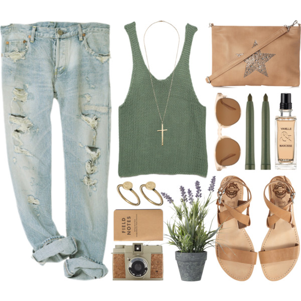 casual summer outfit ideas 4