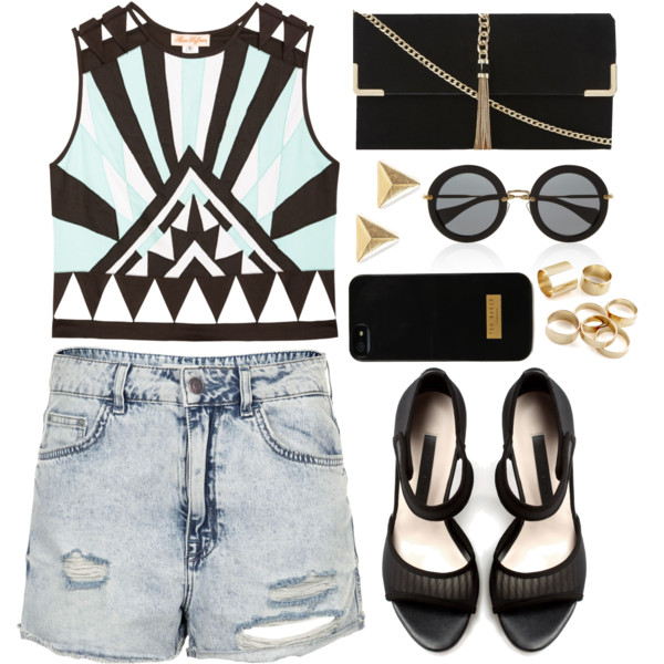 casual summer outfit ideas 9