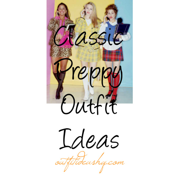 classic preppy outfit ideas 13