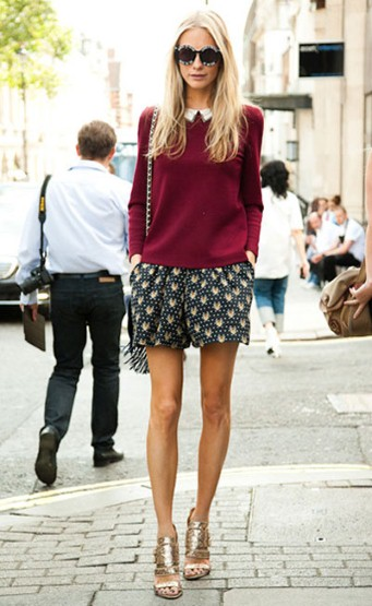 classic preppy outfit ideas 4