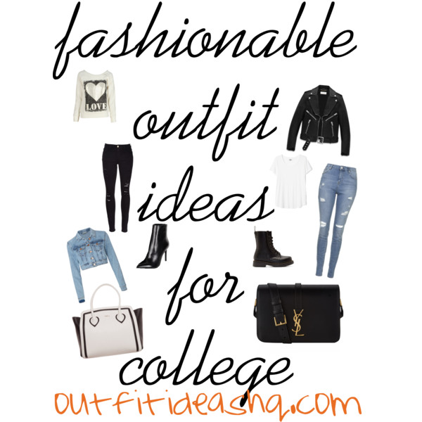 college fashion outfit ideas 11