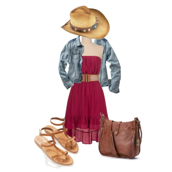 country music concert outfit ideas 3
