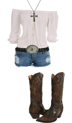 cute country concert outfits 10