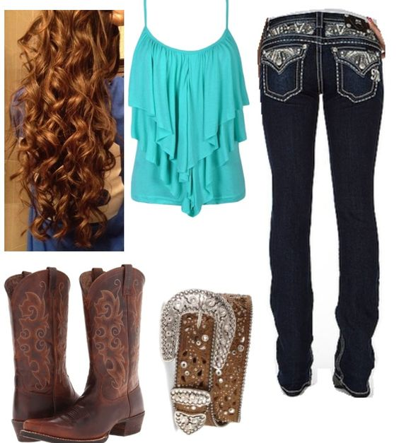 cute country concert outfits 8