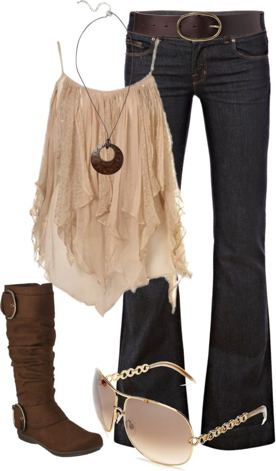 cute country concert outfits 9