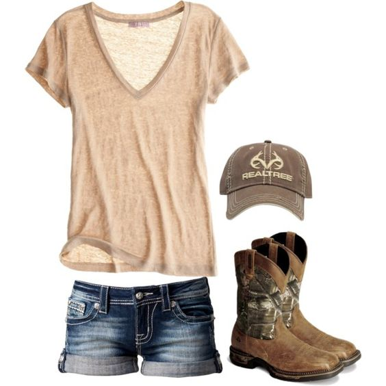 cute country concert outfits
