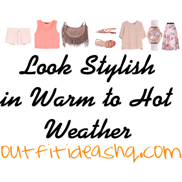 cute warm weather outfit ideas 11