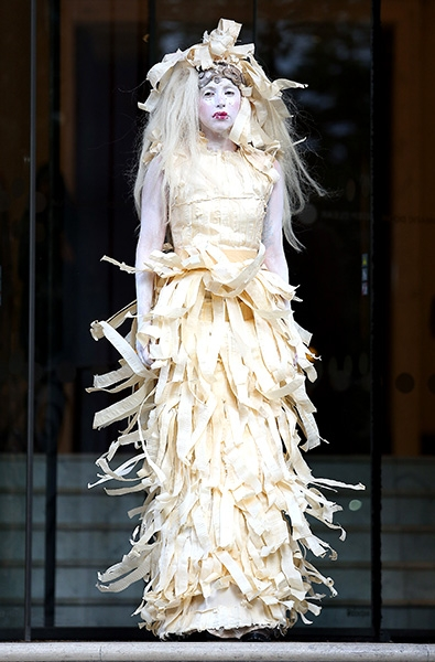 Lady Gaga's Weirdest Outfits