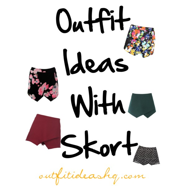 outfit ideas with skorts 12
