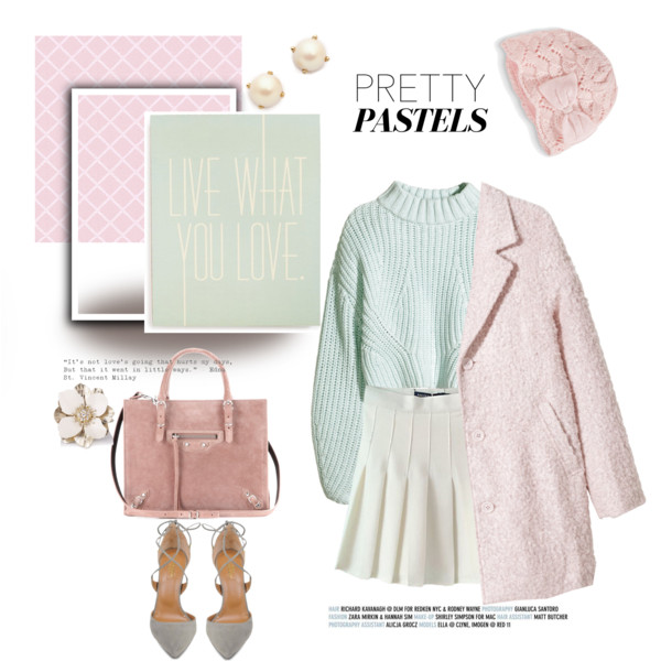 outfit ideas with white pleated tennis skirt 6