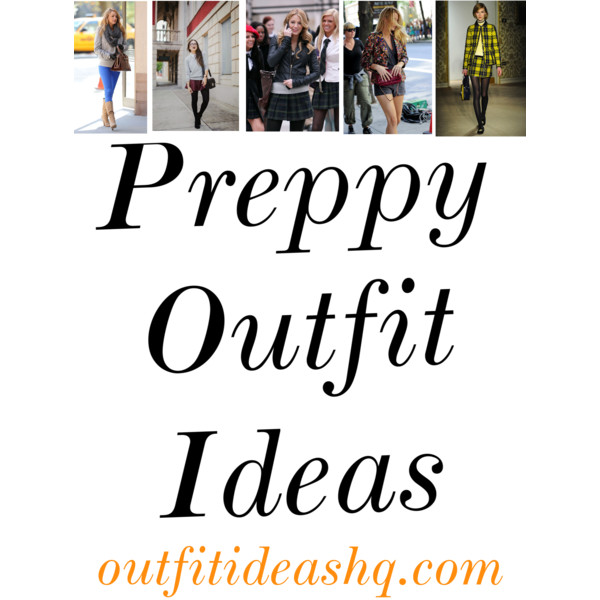 preppy outfit ideas 12