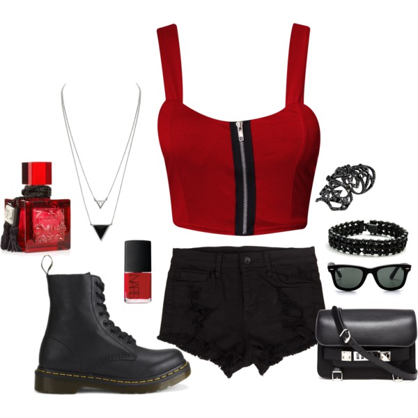 rock concert outfit ideas 13