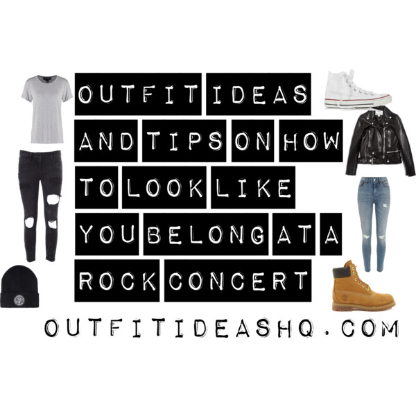 rock concert outfit ideas 15