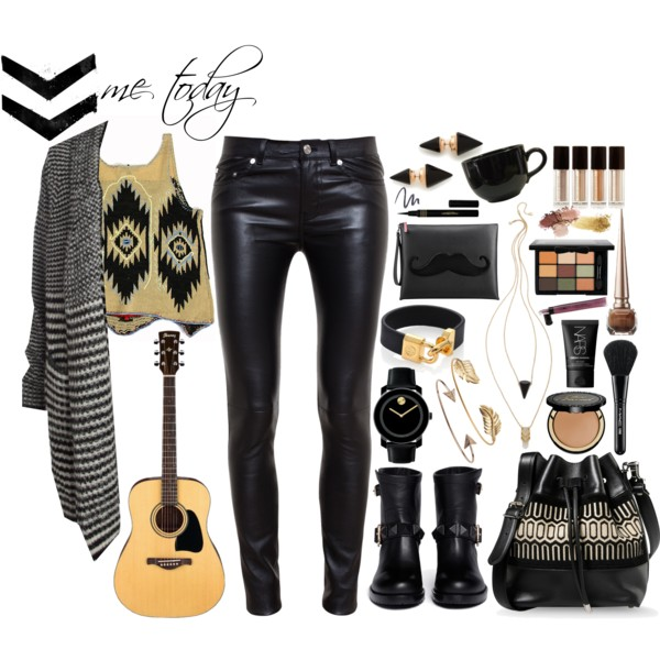 rock concert outfit ideas 9