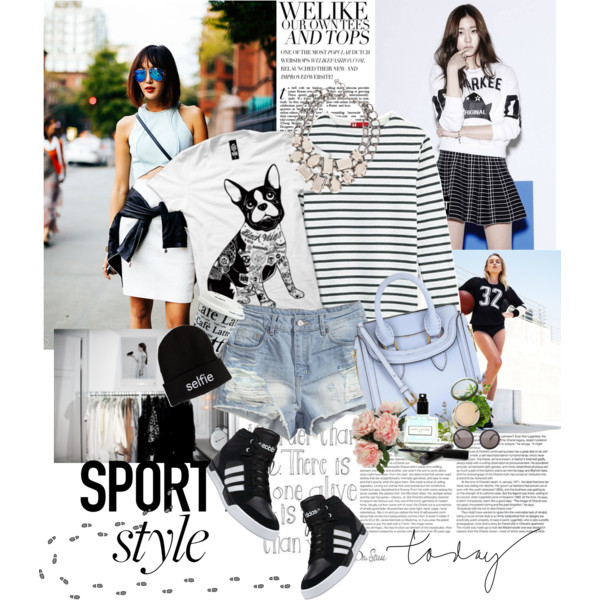sporty outfit idea 2