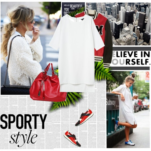 sporty outfit idea 4
