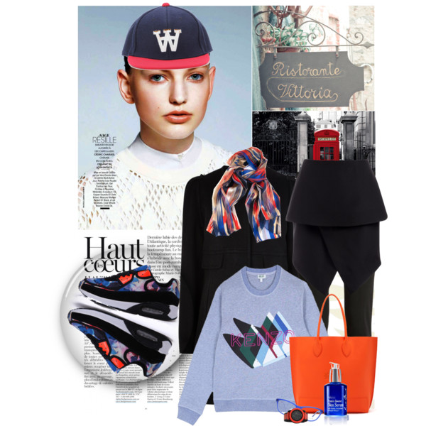 sporty outfit idea 9