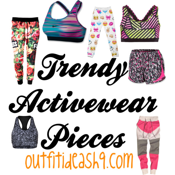 stylish activewear pieces 12