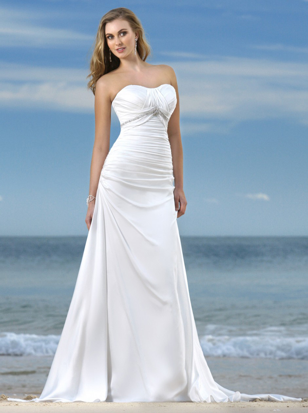 summer wedding gown dress inspiration 4