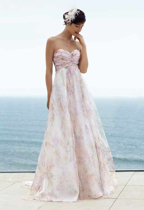Summer wedding dress inspirations outfit ideas hq for Should mother in law see wedding dress