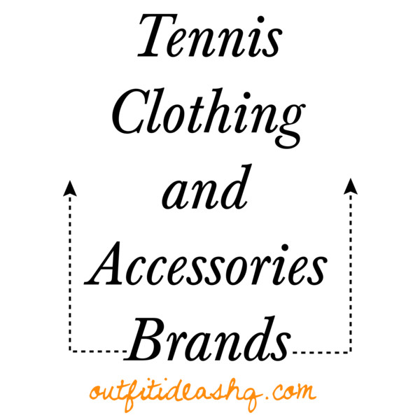 tennis clothing accessories brand 11