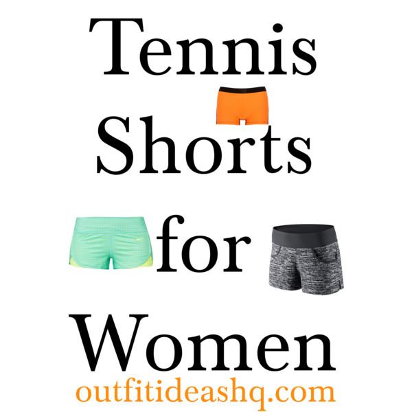 tennis shorts women 11