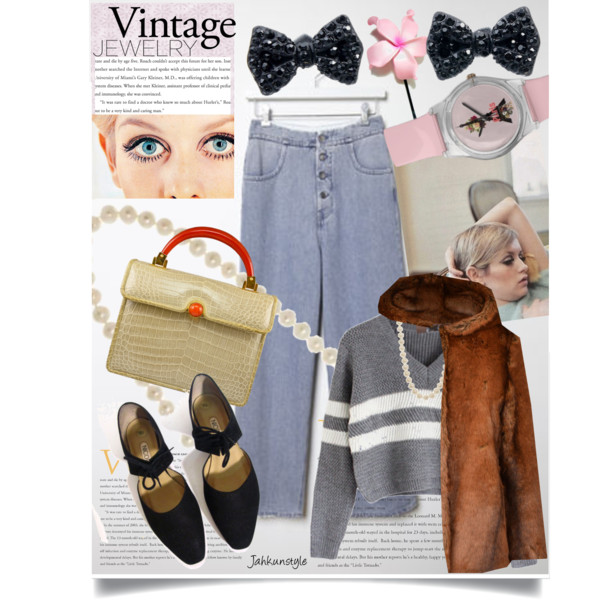 Beginneru0026#39;s Guide to Wearing Vintage - Outfit Ideas HQ