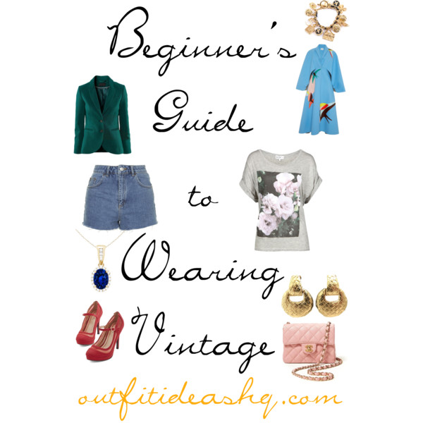 vintage outfit ideas 14