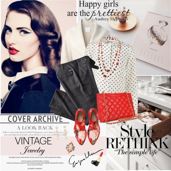 vintage outfit ideas 3