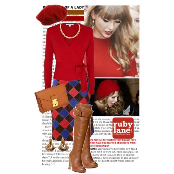 vintage outfit ideas 7