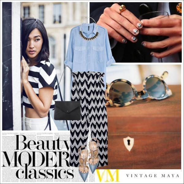 vintage outfit ideas 8