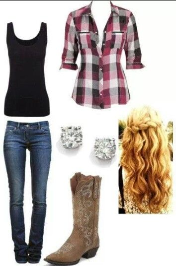 what to wear to a country concert outfits 2