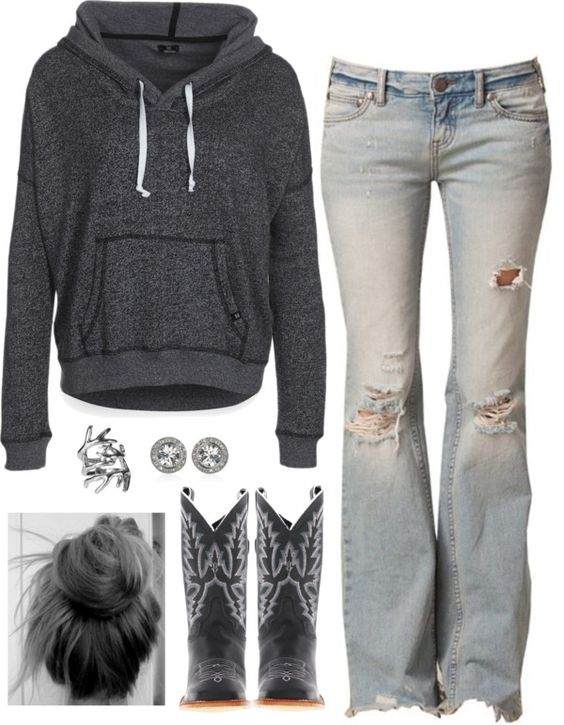 what to wear to a country concert outfits 3