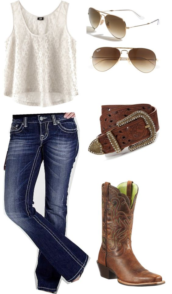 what to wear to a country concert outfits