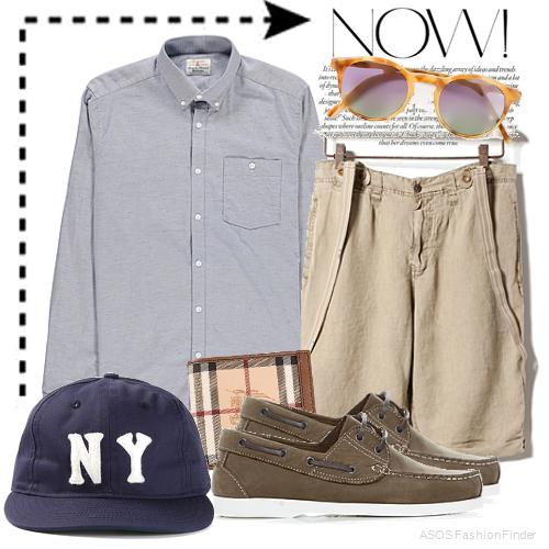 Men's Beach Holiday Outfit Ideas 10