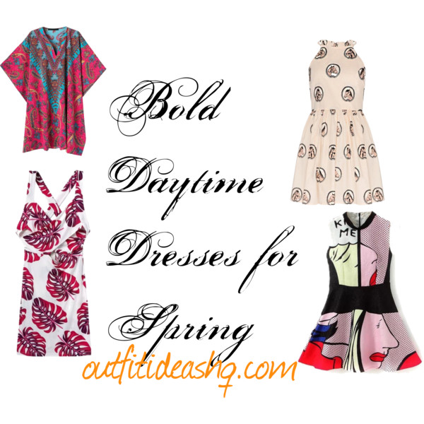 bold everyday dresses for spring 11