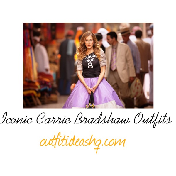 carrie bradshaw inspired outfit ideas 17