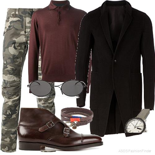 casual lunch dinner outfit ideas for men 5