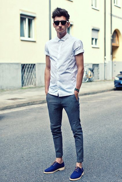casual spring outfit ideas for men 1