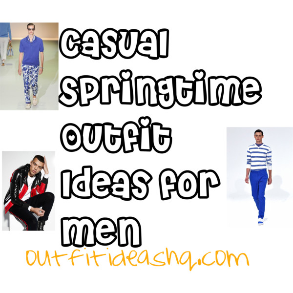 casual spring outfit ideas for men 11