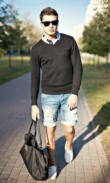 casual spring outfit ideas for men 4