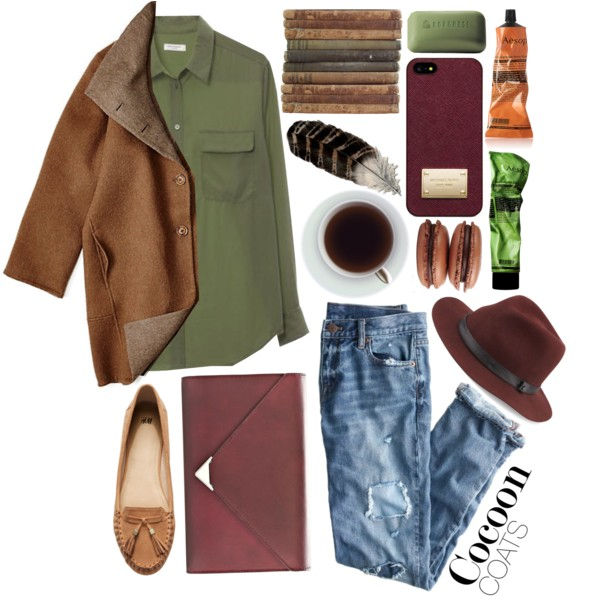chilly weather outfit ideas for university 10